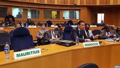 Photo of أديس أبابا: مشاركة مغربية للاجتماع العادي العاشر للجنة الفنية المعنية بالدفاع والسلامة والأمن