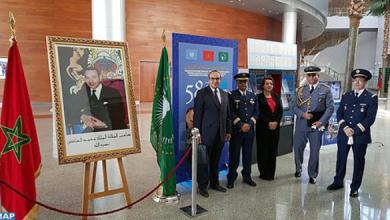 Photo of تسليط الضوء على مساهمة المغرب في عمليات حفظ السلم والعمل الإنساني بمقر الاتحاد الإفريقي