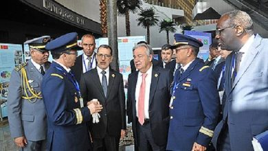 Photo of أديس أبابا.. الأمين العام للأمم المتحدة يزور المعرض المخصص لمساهمة المغرب في عمليات السلم والأمن في إفريقيا