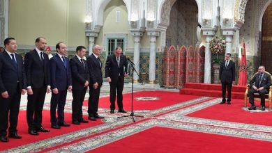 Photo of فيديو/ مقال: الملك محمد السادس يستقبل الوزراء الجدد