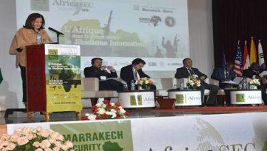 Photo of فيديو: أكثر من 300 مشارك في الدورة التاسعة لمنتدى الأمن بافريقيا
