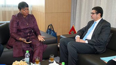 Photo of تعزيز التعاون القضائي محور مباحثات بين رئيس النيابة العامة والمدعية العامة للمحكمة الجنائية الدولية