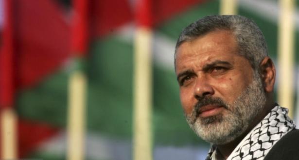 """منظمة التحرير الفلسطينية ترفض إدراج واشنطن لهنية على """"قائمة الإرهاب"""""""