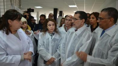 """Photo of العثماني: المختبر المركزي لمراقبة جودة المياه """"يؤمن يوميا"""" جودة الماء الصالح للشرب"""