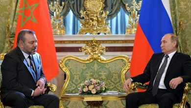 Photo of برقية تعزية ومواساة من الملك محمد السادس إلى رئيس جمهورية روسيا الاتحادية