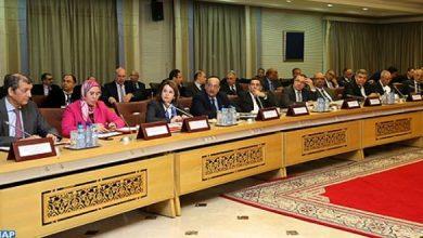 """Photo of اجتماع موسع بوزارة الداخلية خصص للاطلاع على تقدم إنجاز برنامج """"طنجة الكبرى"""""""