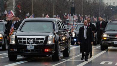 Photo of اعتقال سائق في الموكب الرئاسي الأمريكي بعد العثور على مسدس في حقيبته