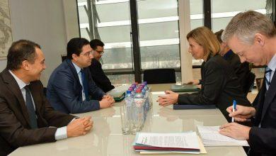 Photo of بوريطة وموغيريني يؤكدان على الطابع الاستراتيجي للشراكة المغربية الأوروبية