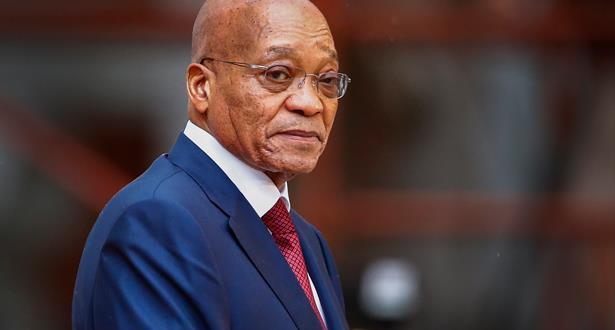 زوما يعلن استقالته من رئاسة جنوب إفريقيا