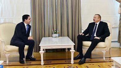 Photo of ناصر بوريطة يستقبل بباكو من طرف رئيس جمهورية أذربيجان