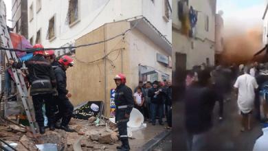 Photo of فيديو وصور: انهيار عدد من المنازل في المدينة القديمة بالبيضاء يخلف حالة من الذعر