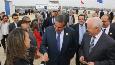Photo of تدشين وإطلاق مشاريع سوسيو-فلاحية بالقصر الكبير