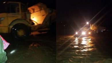 Photo of إنقاذ 5 أشخاص كانوا محاصرين بمياه واد الحضر بإقليم تازة