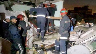 Photo of الدار البيضاء: فاجعة تهز درب السلطان .. وفاة فتاة وإصابة توأمها في انهيار منزل متهالك
