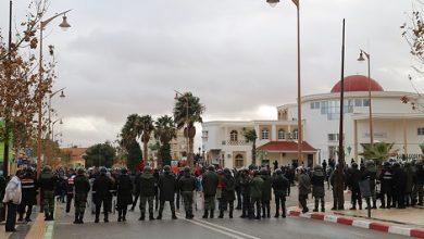 Photo of جرادة: حوالي 200 مصاب غالبيتهم من رجال القوات العمومية الذين تعرضوا لهجوم متظاهرين