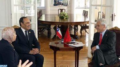 Photo of المالكي يُستقبل بسانتياغيو من قبل الرئيس الشيلي المنتخب سيباستيان بينيرا