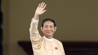 "Photo of انتخاب ""يو وين مينت"" رئيسا جديدا لميانمار"