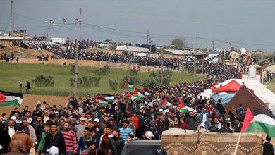 Photo of حدود غزة: ارتفاع عدد القتلى الفلسطينيين برصاص جيش الاحتلال خلال احتجاجات واسعة