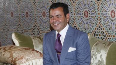 Photo of الأمير مولاي رشيد يستقبل الأمير رادو أمير رومانيا