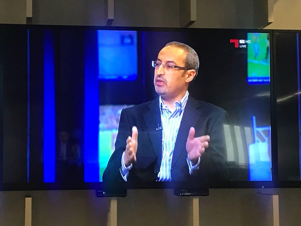 الإعلامي المغربي أمين الركراكي: لا يمكن للعرب أن يتفقوا حول ملف المغرب وهم مشتتون سياسيا