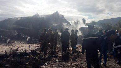 Photo of رسمي: 257 قتيلا في حادث تحطم الطائرة العسكرية الجزائرية