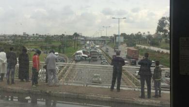 Photo of حادث سير خطير يعرقل حركة السير بين البيضاء والمحمدية