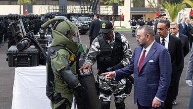 Photo of الملك محمد السادس يزور المديرية العامة لمراقبة التراب الوطني ويدشن بها معهدا للتكوين التخصصي
