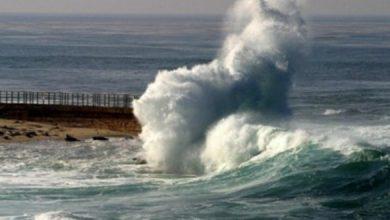 Photo of موجة عالية تسفر عن غرق 4 عمال وإصابة 3 آخرين بورش ميناء آسفي الجديد