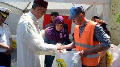 Photo of حوالي 48 ألف مستفيد من عملية الدعم الغذائي (رمضان 1439 هـ) بإقليم الحسيمة