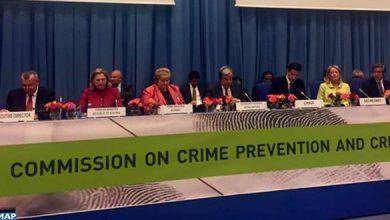 Photo of افتتاح الدورة الـ 27 للجنة الأمم المتحدة للوقاية من الجريمة والعدالة الجنائية برئاسة المغرب