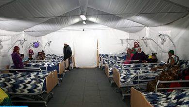 Photo of المستشفى المغربي الميداني بغزة..مبادرة ملكية تروم تخفيف معاناة ضحايا قطاع غزة