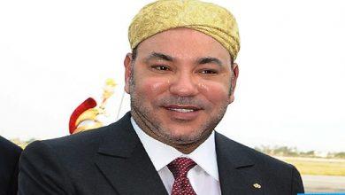 Photo of الملك محمد السادس يهنئ صلاح الدين مزوار