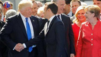 "Photo of باريس ترفض ب""شدة"" تصريحات ترامب"