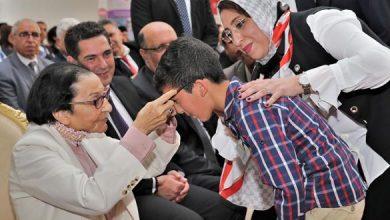 Photo of بالصور: الأميرة للا مليكة تترأس بعين عتيق حفل انطلاق الأسبوع الوطني للهلال الأحمر المغربي