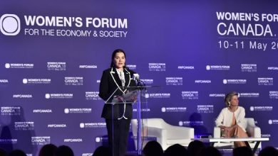 Photo of الأميرة للا حسناء : قدرات وطاقات الكفاءات القيادية النسائية عامل مهم في دعم الجهود العالمية لمواجهة آثار التغيرات المناخية