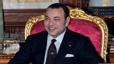 Photo of برقية تعزية ومواساة من الملك إلى أفراد أسرة الفنان التشكيلي حسن الكلاوي