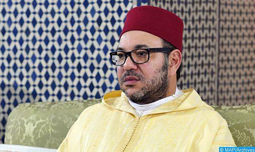 أمير المؤمنين يؤدي غدا الجمعة صلاة عيد الفطر المبارك بمسجد أهل فاس بالمشور السعيد بالرباط