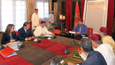 Photo of الديوان الملكي: الملك محمد السادس يترأس بالقصر الملكي بالرباط اجتماعا خصص لإشكالية الماء