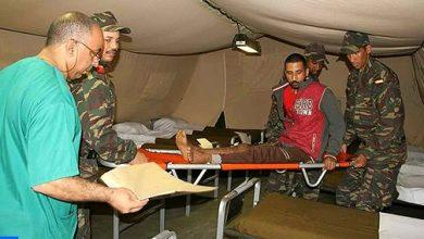 Photo of المستشفى الميداني المغربي بقطاع غزة يشرع في تقديم خدماته للفلسطينيين