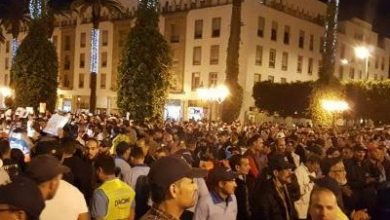 "Photo of أف ب: مستخدمو شركة ""سنطرال دانون"" بالمغرب يحتجون على ""تضررهم"" من مقاطعة منتجات الشركة"