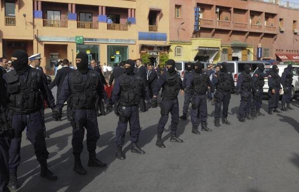 المغرب: تفكيك خلية إرهابية تنشط بين زاوية الشيخ وأولاد تايمة ومراكش مكونة من 7 متطرفين