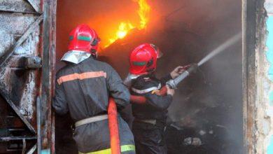 Photo of فاس: لا إصابات بشرية في اندلاع حريق أثناء إخلاء عقار تابع لـ ONCF من مجموعة من المهاجرين