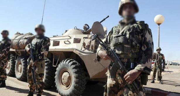 """الجزائر .. مقتل 7 جنود في اشتباكات مع """"جماعة إرهابية"""""""