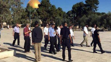 "Photo of الخارجية الفلسطينية: الاعتداءات المتواصلة على ""الأقصى"" دليل على تخاذل المجتمع الدولي"