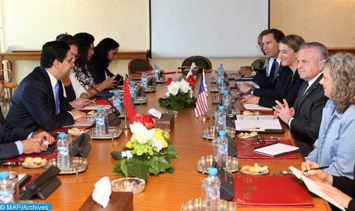 المغرب-الولايات المتحدة: شراكة دائمة لا محيد عنها
