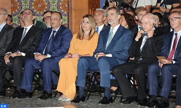 """عاهل إسبانيا: """"علاقاتنا مع المغرب استراتيجية بفضل صداقتنا"""""""