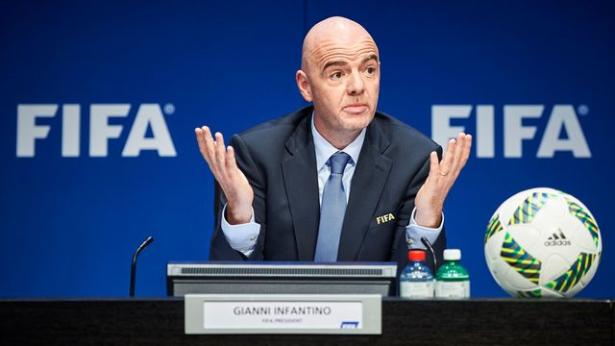"""إعلان الفيف حول تقنية """"الفار"""" المستعملة في مونديال روسيا 2018"""