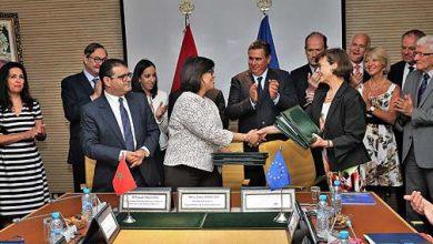 Photo of المغرب والاتحاد الأوروبي يوقعان بالأحرف الأولى الاتفاق الجديد للصيد البحري