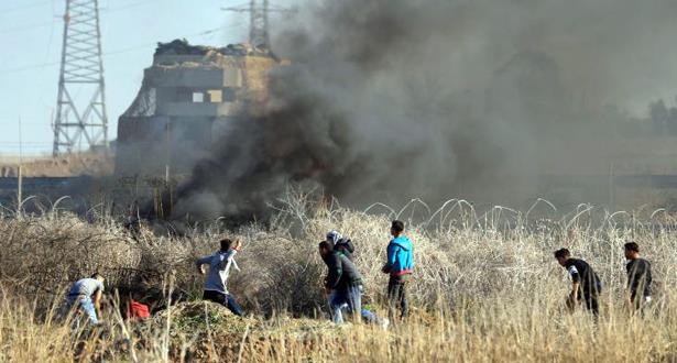 إعلان وقف لإطلاق النار بين الفصائل الفلسطينية في غزة وإسرائيل