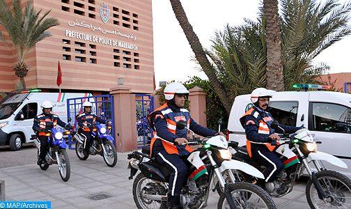 الشرطة السياحية بمراكش .. إيقاف 2228 شخصا خلال ستة أشهر
